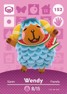 Wendy acnl