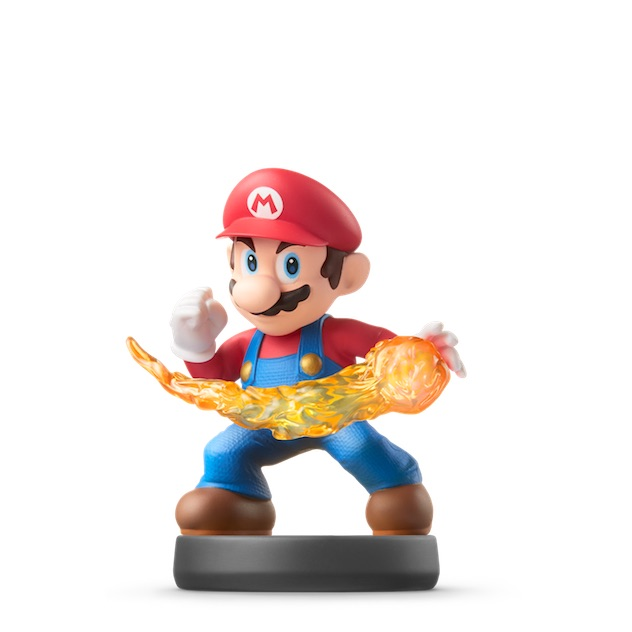 image de l amiibo Mario visible sur amiibo-collection.com