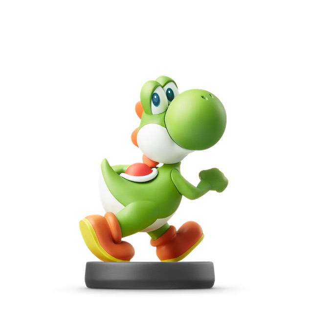 image de l amiibo Yoshi™ visible sur amiibo-collection.com