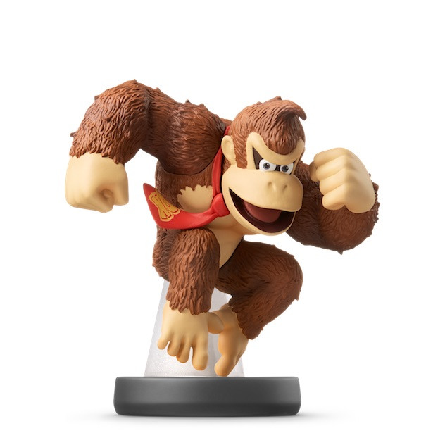 image de l amiibo Donkey Kong™ visible sur amiibo-collection.com