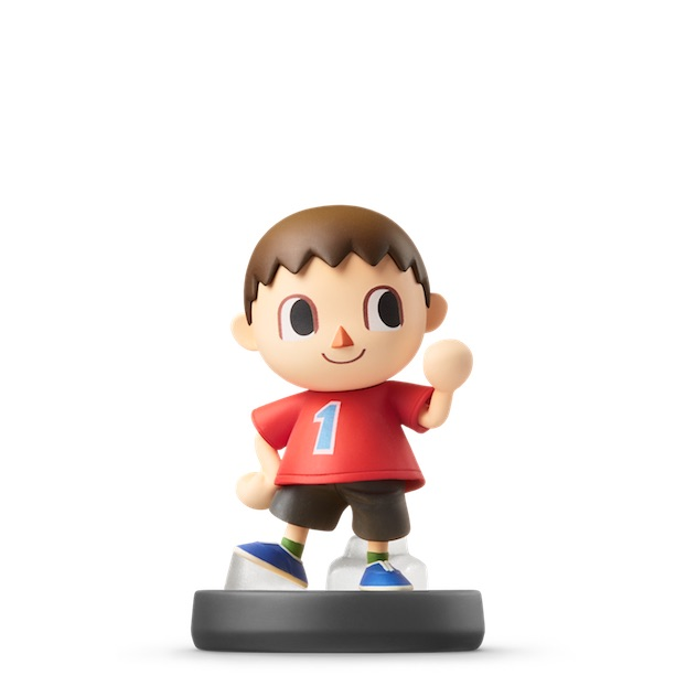 Habitant visible sur amiibo-collection.com