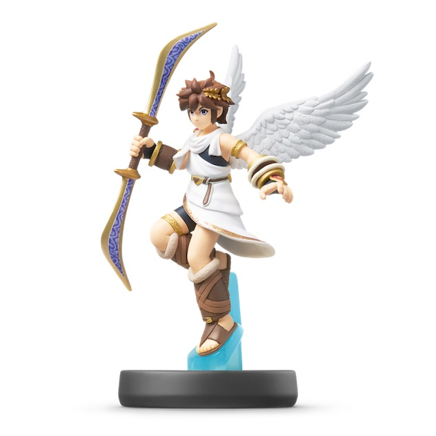 image de l amiibo Pit visible sur amiibo-collection.com