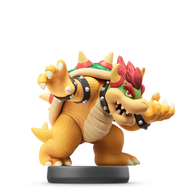 Bowser™ visible sur amiibo-collection.com