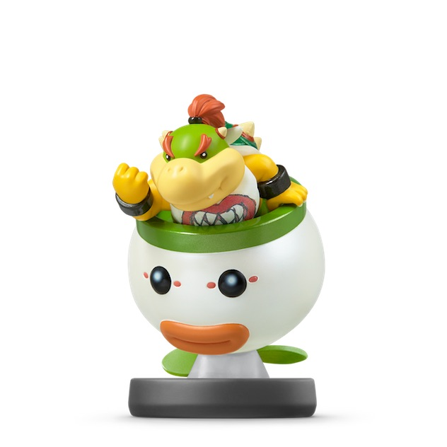 Bowser Jr. visible sur amiibo-collection.com