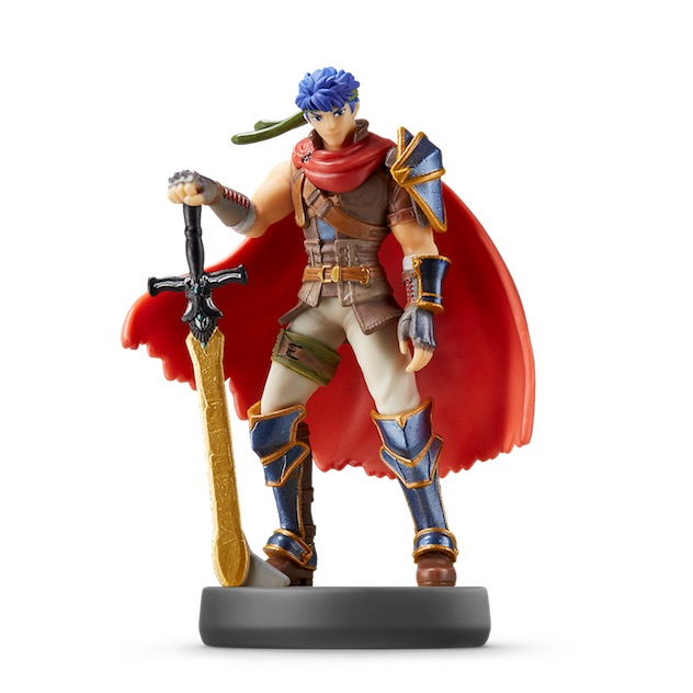 image de l amiibo Ike visible sur amiibo-collection.com