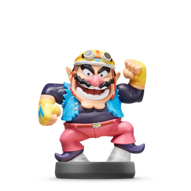 image de l amiibo Wario visible sur amiibo-collection.com