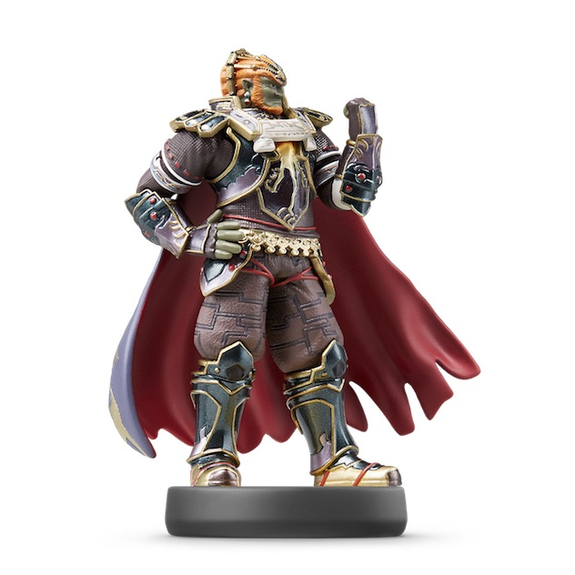 image de l amiibo Ganondorf visible sur amiibo-collection.com