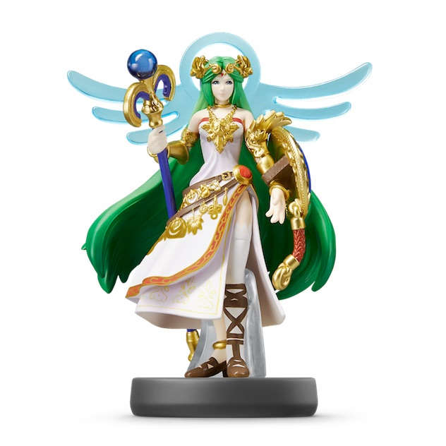 Palutena visible sur amiibo-collection.com