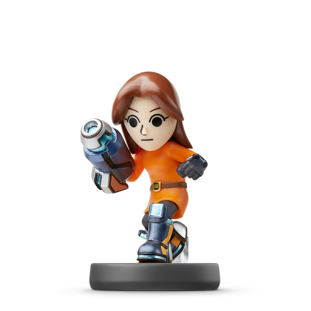 image de l amiibo Tireur Mii visible sur amiibo-collection.com