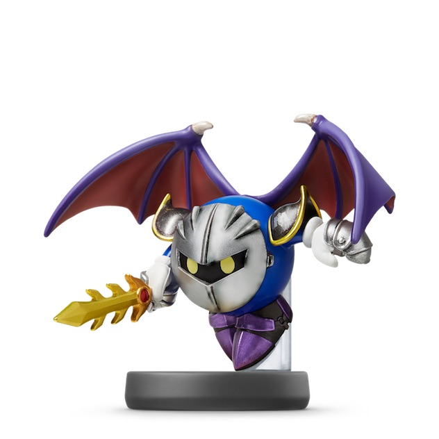 Meta Knight visible sur amiibo-collection.com