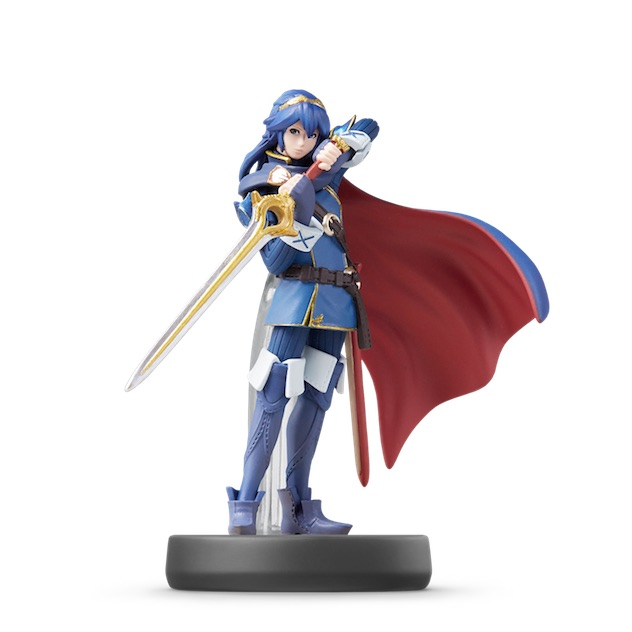 image de l amiibo Lucina visible sur amiibo-collection.com