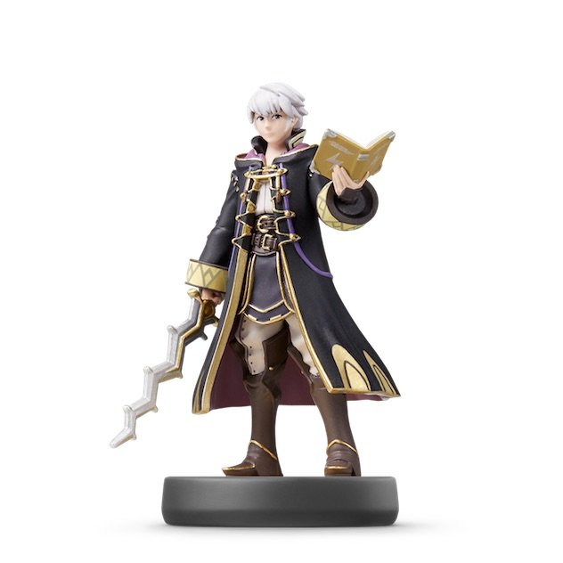 Daraen visible sur amiibo-collection.com