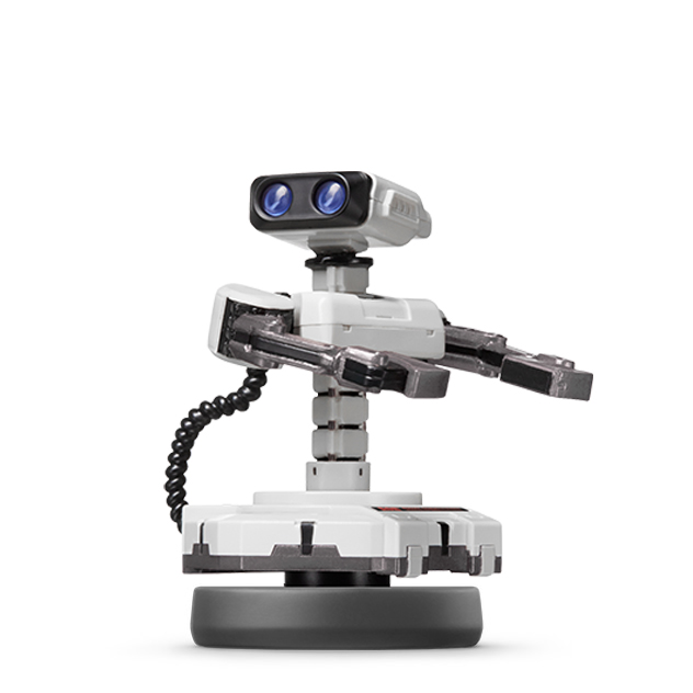 R.O.B visible sur amiibo-collection.com