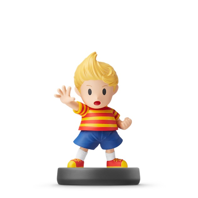 image de l amiibo Lucas visible sur amiibo-collection.com
