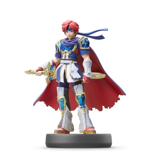 image de l amiibo Roy visible sur amiibo-collection.com