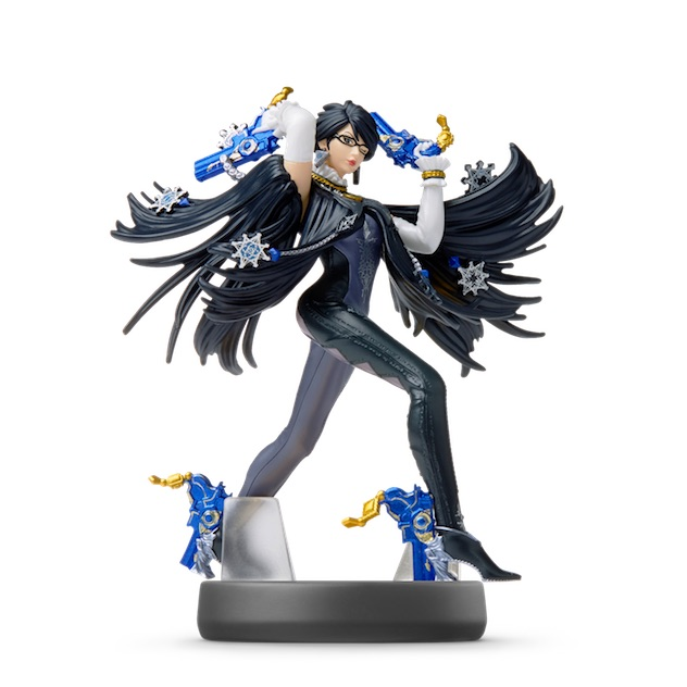image de l amiibo Bayonetta visible sur amiibo-collection.com