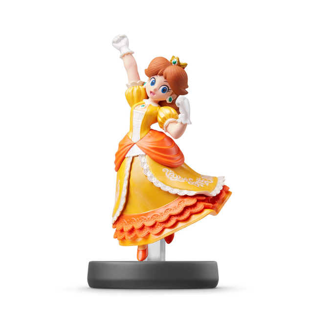 Daisy visible sur amiibo-collection.com