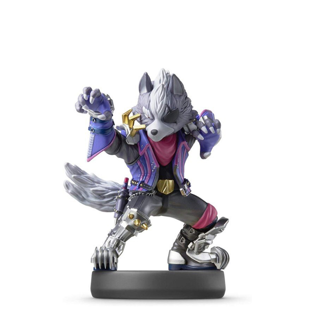 Wolf visible sur amiibo-collection.com