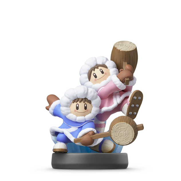 Ice Climbers visible sur amiibo-collection.com