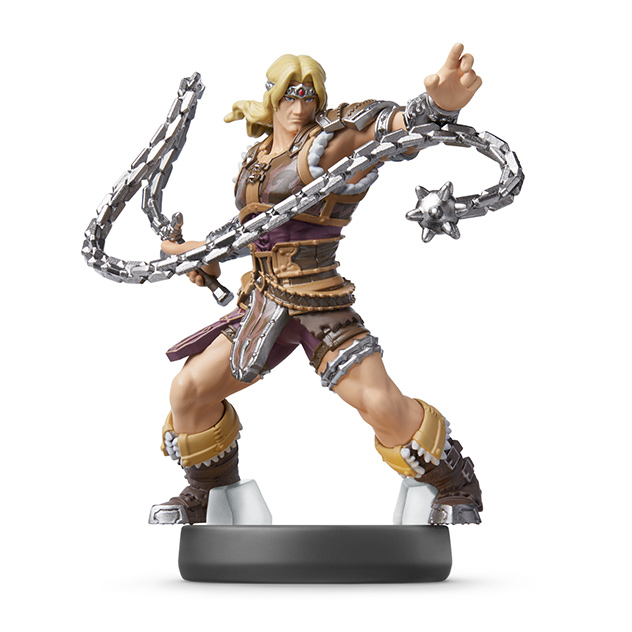 Simon Belmont visible sur amiibo-collection.com