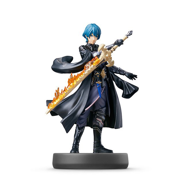 Voir l amiibo Byleth