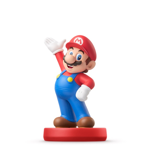 "image de l amiibo Marioâ""¢ visible sur amiibo-collection.com"