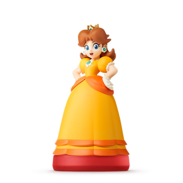 image de l amiibo Daisy visible sur amiibo-collection.com