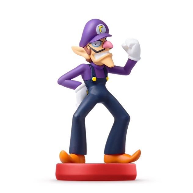 Waluigi visible sur amiibo-collection.com