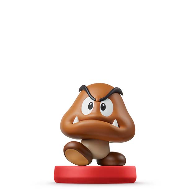 image de l amiibo Goomba visible sur amiibo-collection.com
