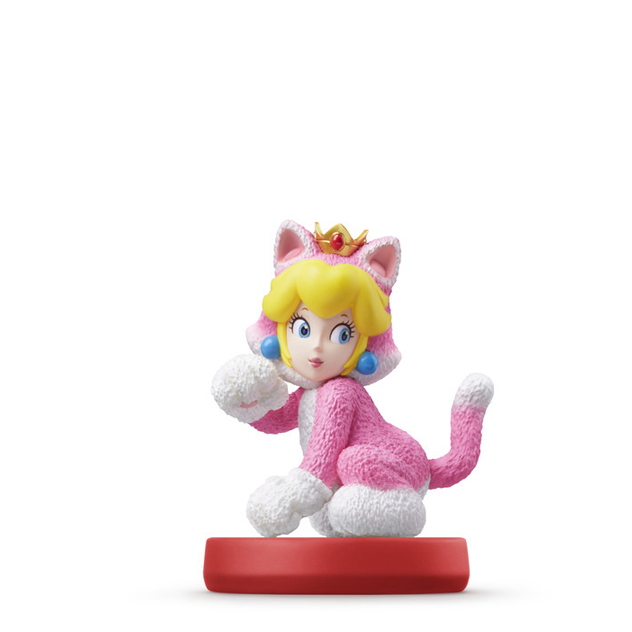 Visuel de l amiibo Peach Chat