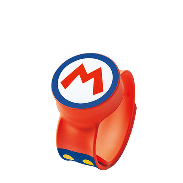 Voir l amiibo Power up Band Mario