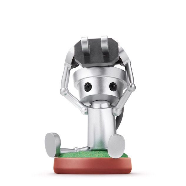 image de l amiibo Chibi Robo visible sur amiibo-collection.com