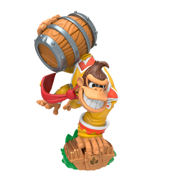 image de l amiibo Turbo Charge Donkey Kong visible sur amiibo-collection.com