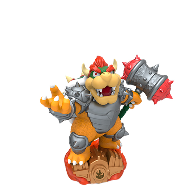 image de l amiibo Hammer Slam Bowser visible sur amiibo-collection.com