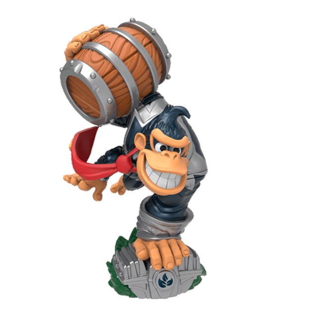 Dark Turbo Charge Donkey Kong visible sur amiibo-collection.com