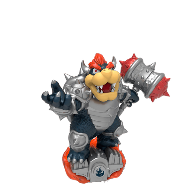 image de l amiibo Dark Hammer Slam Bowser visible sur amiibo-collection.com