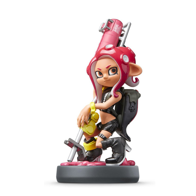 Fille Octaling visible sur amiibo-collection.com
