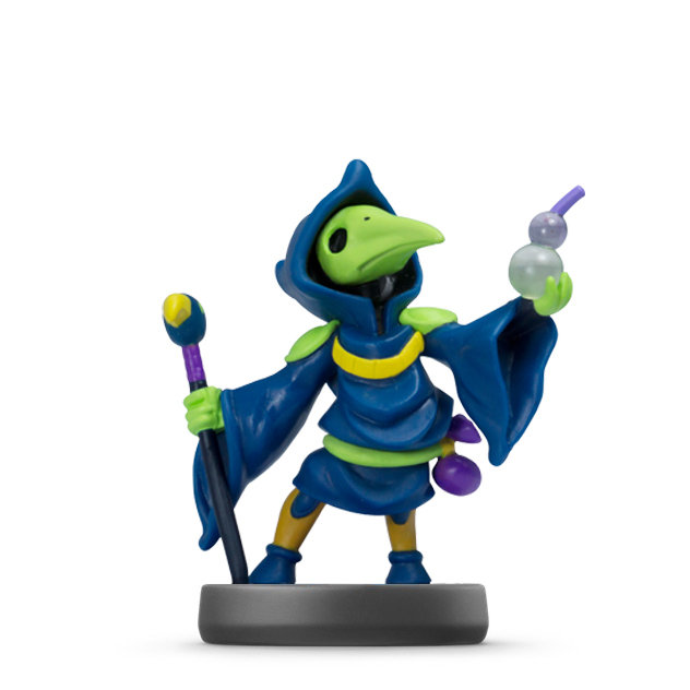 image de l amiibo Plague Knight visible sur amiibo-collection.com
