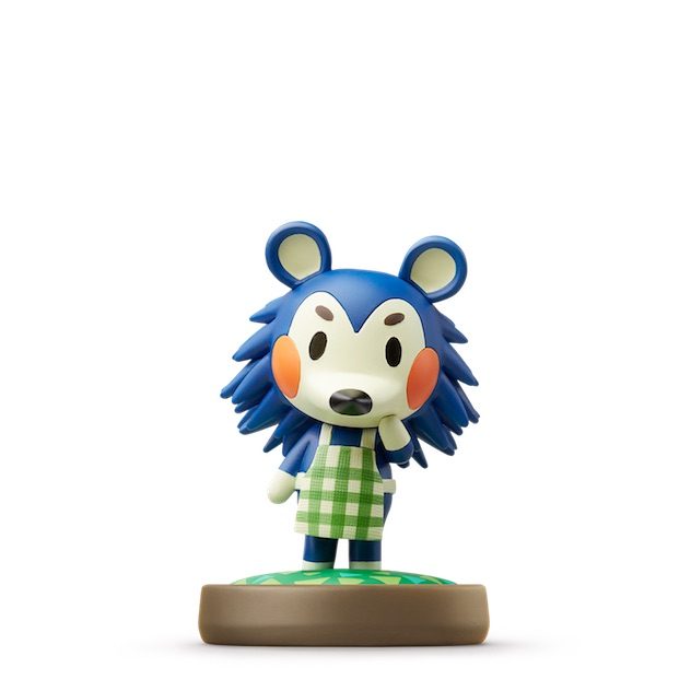 image de l amiibo Layette visible sur amiibo-collection.com