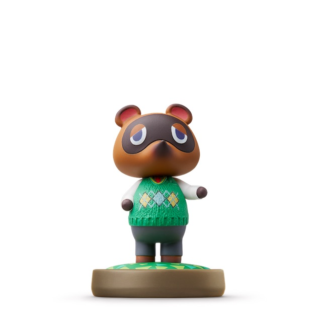 Visuel de l amiibo Tom Nook