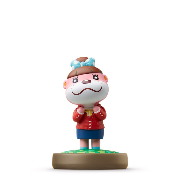 Lou visible sur amiibo-collection.com