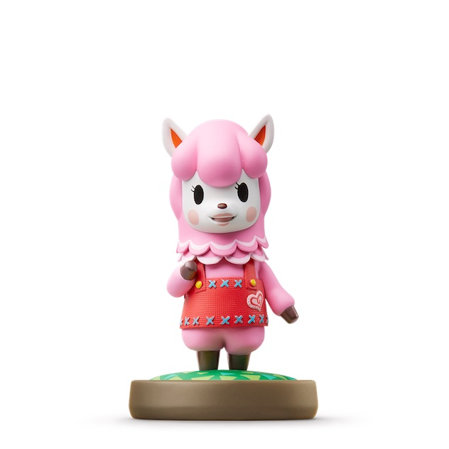 image de l amiibo Risette visible sur amiibo-collection.com