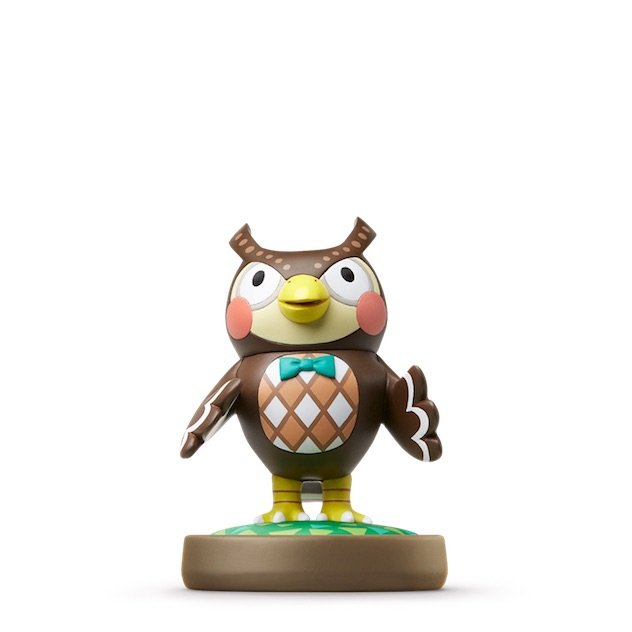 image de l amiibo Thibou visible sur amiibo-collection.com