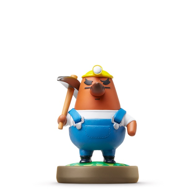 Resetti visible sur amiibo-collection.com