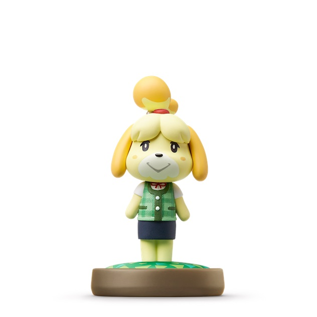 Marie en tenue d'été visible sur amiibo-collection.com
