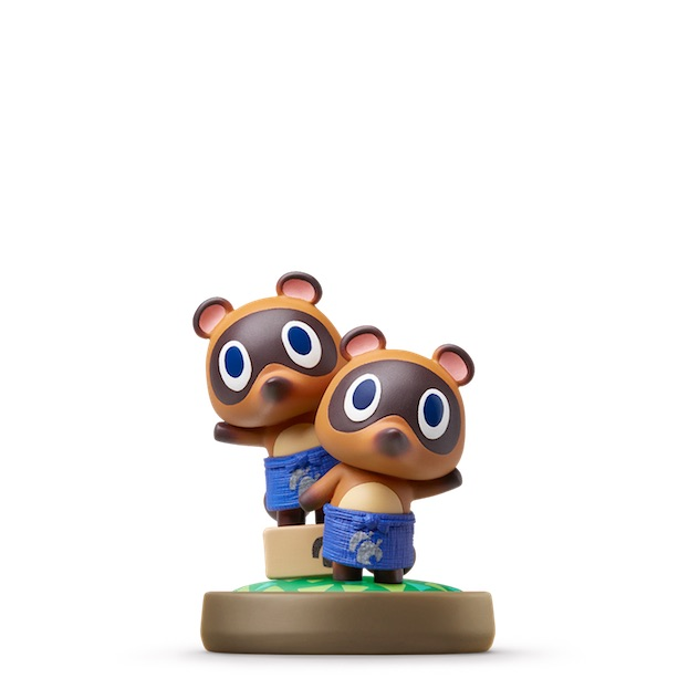 Méli et Mélo Nook visible sur amiibo-collection.com