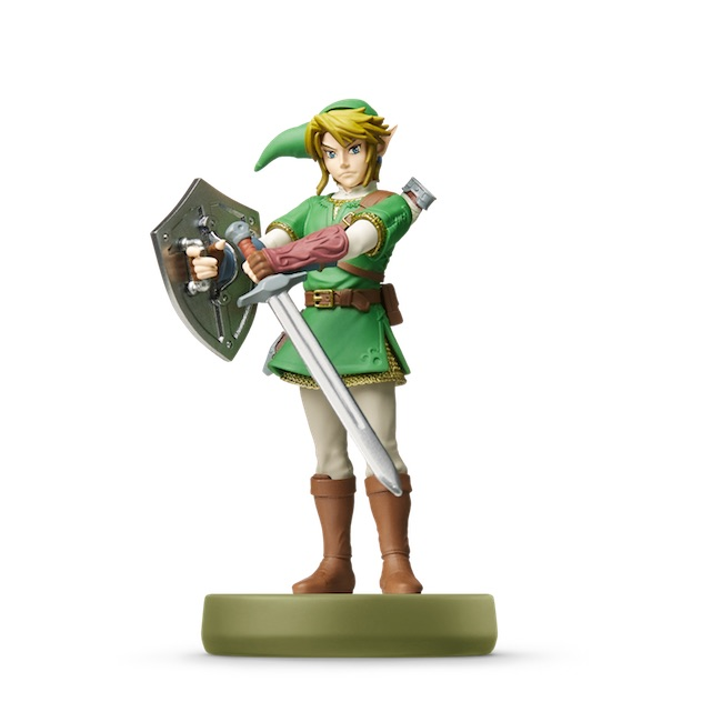Visuel de l amiibo Link - Twilight Princess