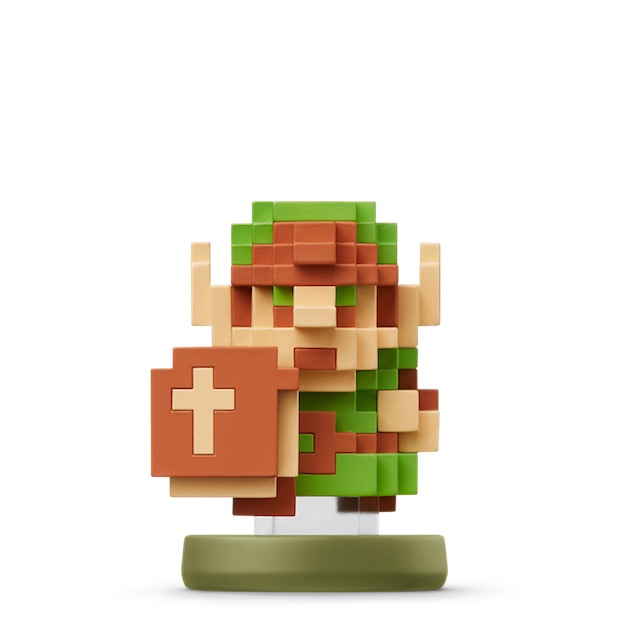 Voir l amiibo Link - The Legend of Zelda