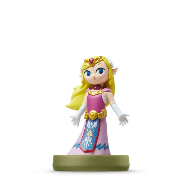 image de l amiibo Toon Zelda - The Wind Waker visible sur amiibo-collection.com