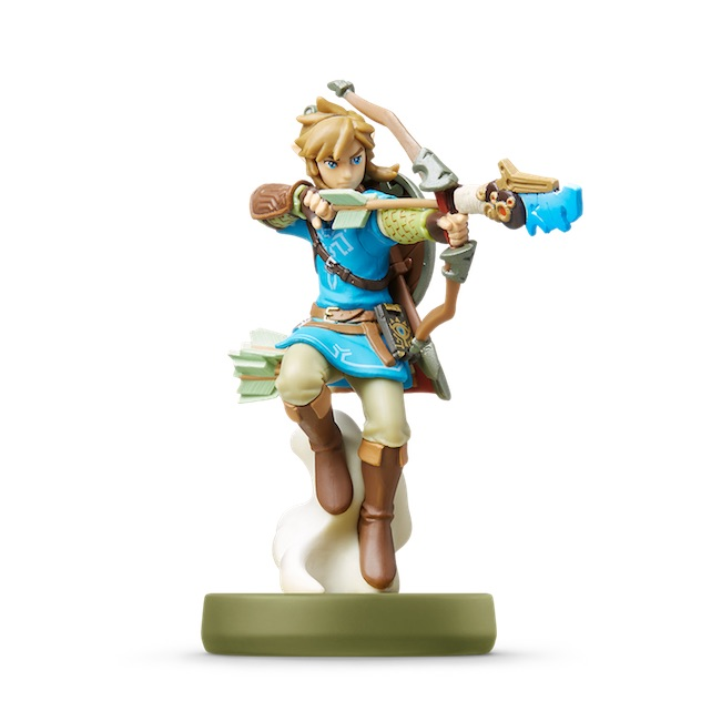 image de l amiibo Link Archer visible sur amiibo-collection.com